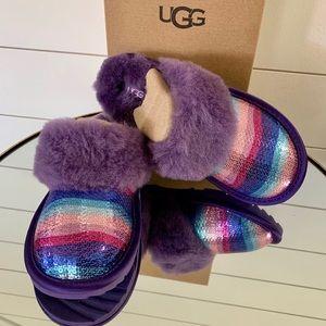 UGG Kids Cozy II Slippers
